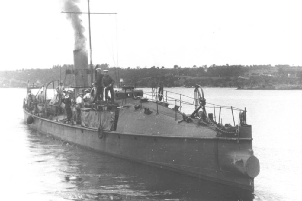 HMVS Countess of Hopetoun