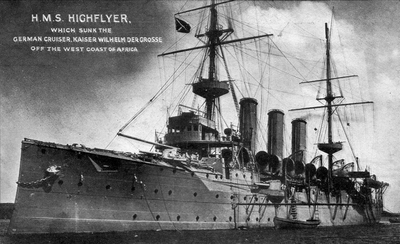 HMS Highflyer