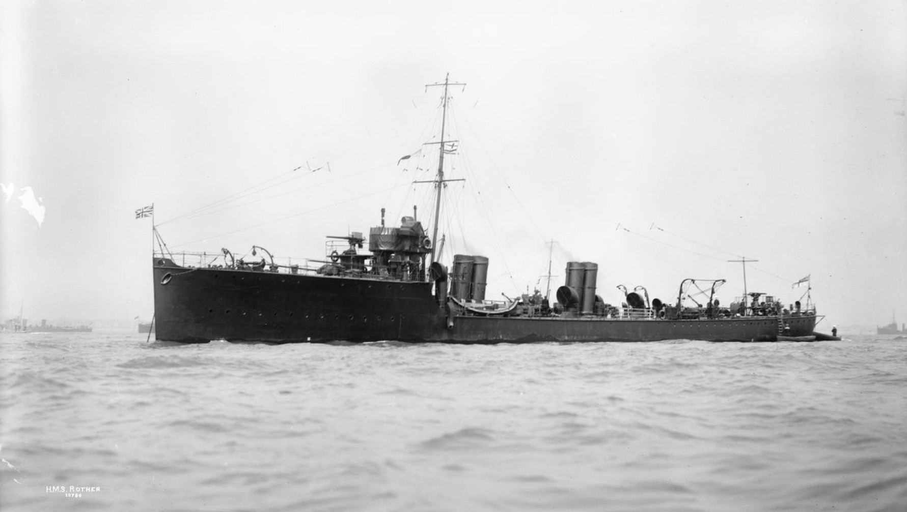 HMS Rother
